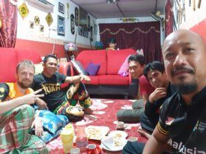 Culture Silat - Fin du week-end en Malaisie - Himpunan KCH 2018 (1)