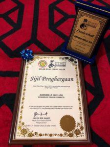 Culture Silat - Fin du week-end en Malaisie - Himpunan KCH 2018 (2)