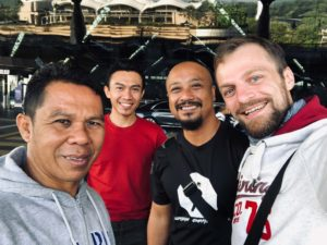 Culture Silat - Fin du week-end en Malaisie - Himpunan KCH 2018 (3)