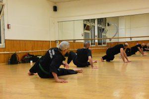 Culture Silat - Gymnase Caillaux - Premier cours Salle Danse (1)