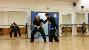Culture Silat - Gymnase Caillaux - Premier cours Salle Danse (10)