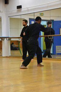 Culture Silat - Gymnase Caillaux - Premier cours Salle Danse (12)
