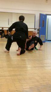 Culture Silat - Gymnase Caillaux - Premier cours Salle Danse (13)