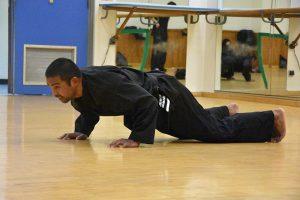 Culture Silat - Gymnase Caillaux - Premier cours Salle Danse (2)