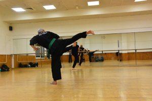 Culture Silat - Gymnase Caillaux - Premier cours Salle Danse (3)