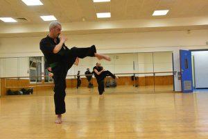 Culture Silat - Gymnase Caillaux - Premier cours Salle Danse (4)