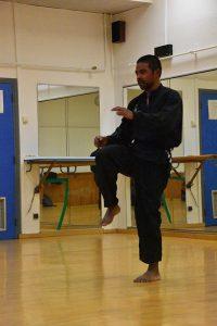 Culture Silat - Gymnase Caillaux - Premier cours Salle Danse (5)