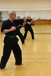 Culture Silat - Gymnase Caillaux - Premier cours Salle Danse (6)