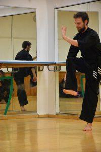 Culture Silat - Gymnase Caillaux - Premier cours Salle Danse (7)