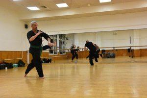 Culture Silat - Gymnase Caillaux - Premier cours Salle Danse (9)