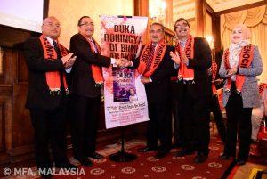 Culture Silat - Haute Commision de Malaisie à Londres - PESAKA (1)