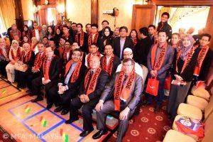 Culture Silat - Haute Commision de Malaisie à Londres - PESAKA (3)