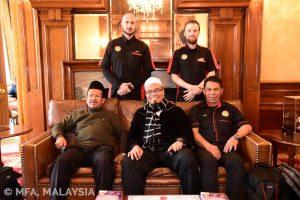Culture Silat - Haute Commision de Malaisie à Londres - PESAKA (4)