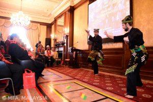 Culture Silat - Haute Commision de Malaisie à Londres - PESAKA (5)