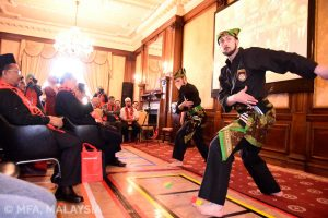 Culture Silat - Haute Commision de Malaisie à Londres - PESAKA (6)