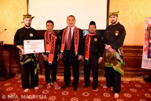 Culture Silat - Haute Commision de Malaisie à Londres - PESAKA (9)