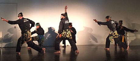 Culture Silat - Inalculturelle 2018