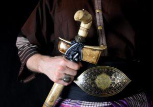 Culture Silat - Keris et Pending