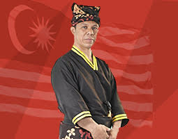 Culture Silat - Ketua Guru Kanan Tuan Halim Hamit - 2018