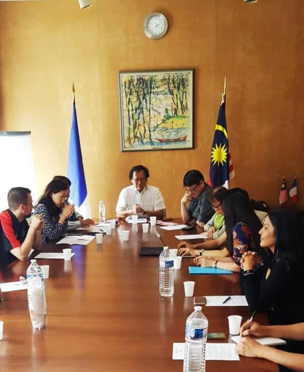 Culture Silat & MAF - Assemblée Générale 2018