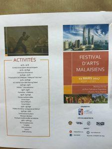 Culture Silat - MASAFrance - Festival Seni Malaysia - 2017 (6)