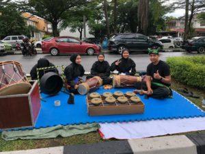 Culture Silat - Musique du Silat Malais (1)