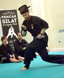 Culture Silat - Passage de grade 2015-2016 - Seni Gayung Fatani Malaysia (11)