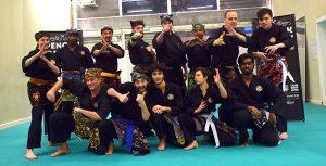 Culture Silat - Passage de grade 2015-2016 - Seni Gayung Fatani Malaysia (9)