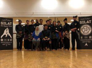 Culture Silat - Passages de ceinture 2019 - Silat Seni Gayung Fatani Malaysia (14)
