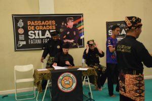 Culture Silat - Passages de ceinture 2019 - Silat Seni Gayung Fatani Malaysia (15)