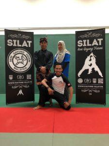 Culture Silat - Passages de ceinture 2019 - Silat Seni Gayung Fatani Malaysia (9)