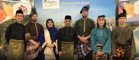Culture Silat - Photo de groupe au Pavillon Royal - 2019