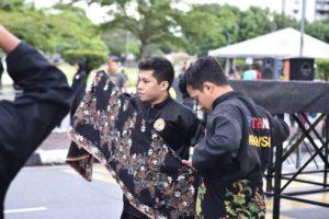 Culture Silat - Photos de groupe - Himpunan KCH 2018 (14)