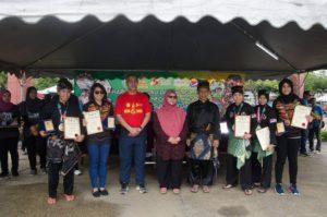 Culture Silat - Photos de groupe - Himpunan KCH 2018 (17)