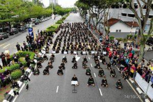 Culture Silat - Photos de groupe - Himpunan KCH 2018 (19)
