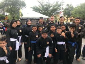 Culture Silat - Photos de groupe - Himpunan KCH 2018 (25)