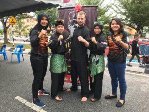 Culture Silat - Photos de groupe - Himpunan KCH 2018 (29)