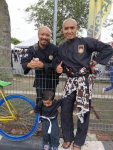 Culture Silat - Photos de groupe - Himpunan KCH 2018 (30)