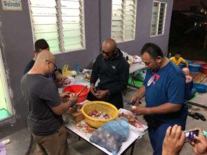 Culture Silat - Préparatifs Himpunan KCH - 2018 (7)