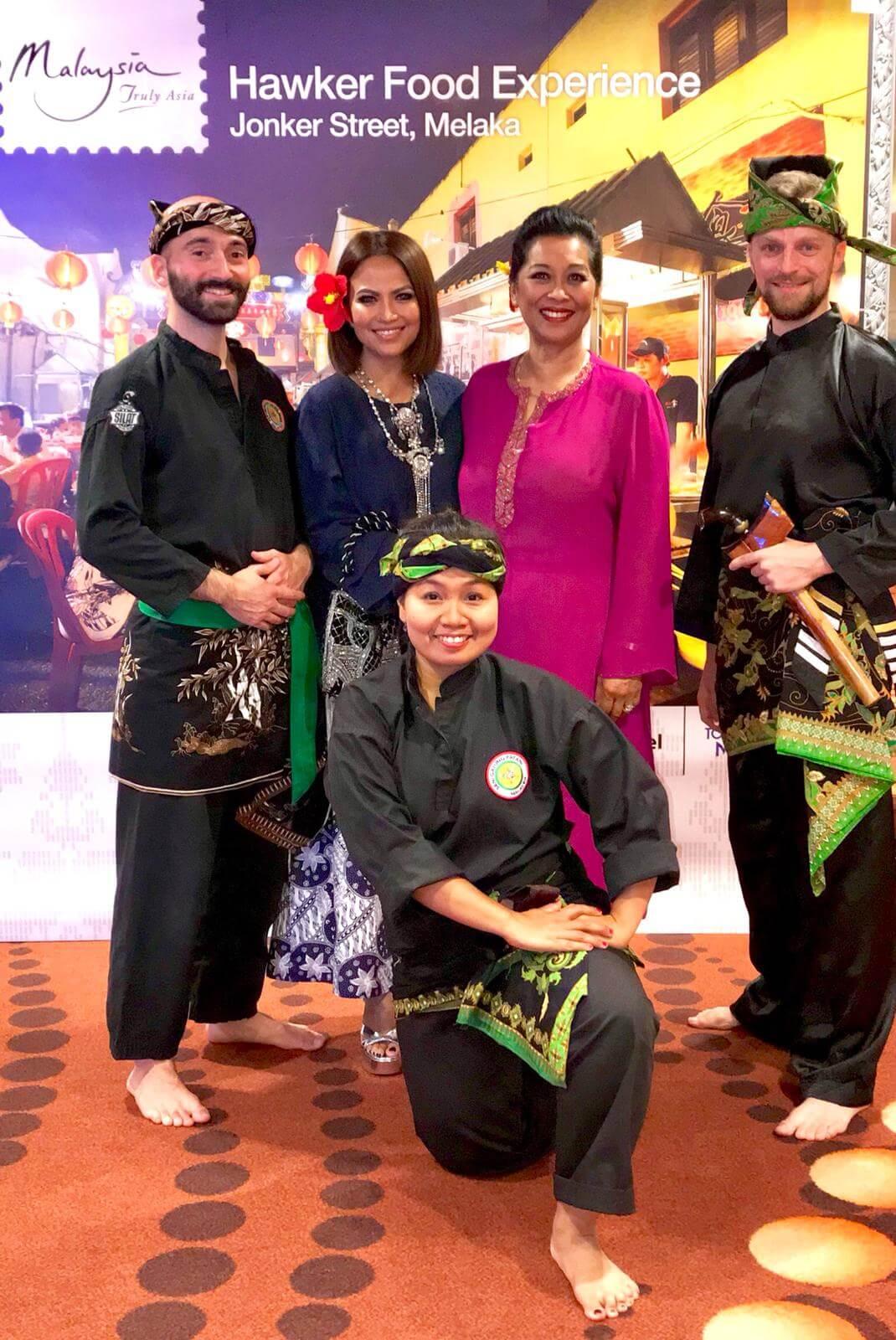 Culture Silat - Président MCD - Francfort 2018