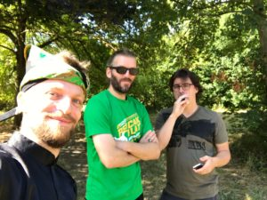 Culture Silat - Premier essai de tournage à Vincennes - 2018 (2)
