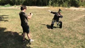 Culture Silat - Premier essai de tournage à Vincennes - 2018 (4)