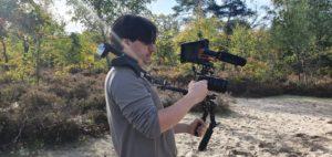 Culture Silat - Premier jour de tournage à Fontainebleau - 2019 (5)