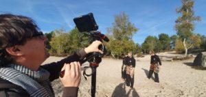 Culture Silat - Premier jour de tournage à Fontainebleau - 2019 (6)