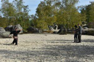 Culture Silat - Premier jour de tournage à Fontainebleau - 2019 (8)