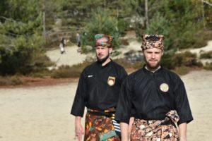 Culture Silat - Premier jour de tournage à Fontainebleau - 2019 (9)