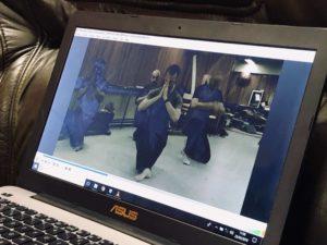 Culture Silat - Répétition à Nanterre - 2019 (3)