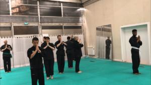 Culture Silat - Répétition Démo Forum des Communautés - 2018 (1)