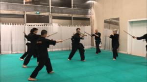 Culture Silat - Répétition Démo Forum des Communautés - 2018 (10)