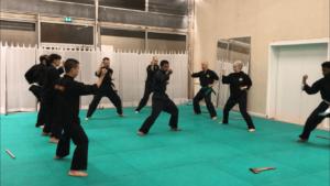 Culture Silat - Répétition Démo Forum des Communautés - 2018 (15)